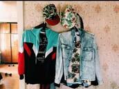 shirt,hat,snap backs,jacket,denim,top
