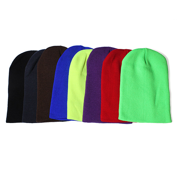 Plain Beanie Hat-Fashion Passionates