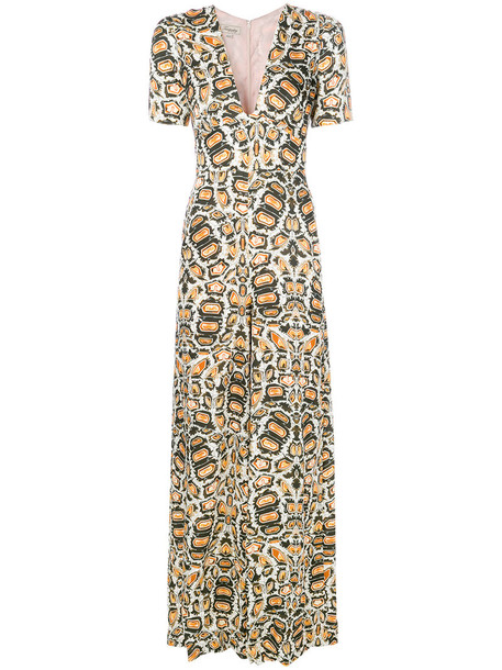 Temperley London jumpsuit women print