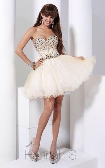 gold high heels style sweet 16 dresses dress where did u get that