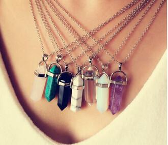 accessories boho chic couture dream closet couture hippie necklace quartz stone rose quartz ramona jewels