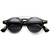Vintage Retro Steampunk Costume Round Circle Flip Up Clear Lens Glasse                           | zeroUV