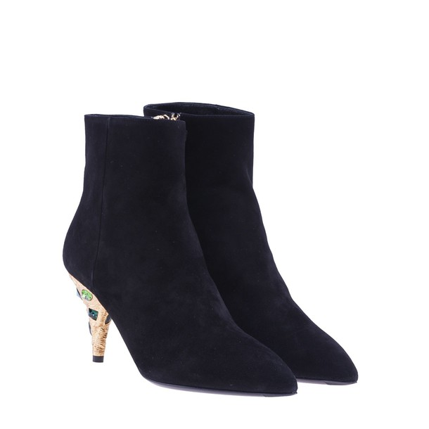 Prada ankle boots black shoes