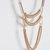 Bershka Deutschland - Halskette Kordel Multiring