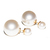Double Pearls Earrings - Style by Stories