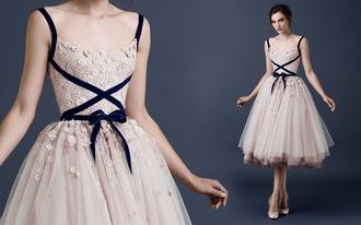 dress white dress mide dress midi vintage tulle dress