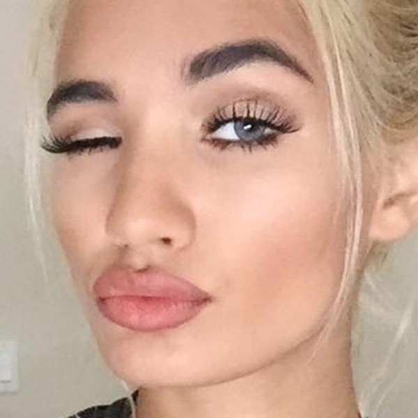 Make Up Lips Lipstick Lip Gloss Pia Mia Perez Lip