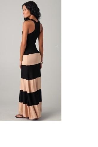 dress pinterest maxi dress striped dress summer dress
