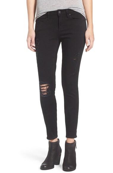 3465fa309c Articles of Society  Sarah  Skinny Jeans (Black Cast)