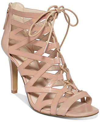 Nine West Authority Sandals - Shoes - Macy's