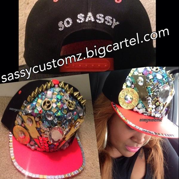 Sassy customz — home