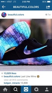 shoes,roshes galexy