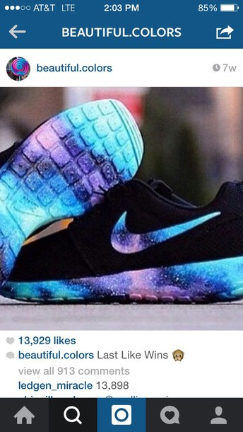 shoes roshes galexy