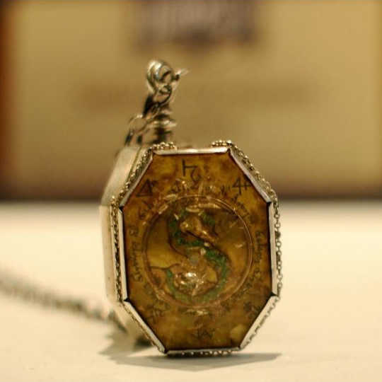 Noble harry potter horcrux jewel new sealed in stock free shipping