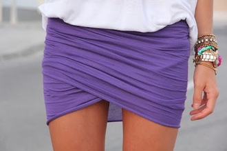skirt purple skirt wrap skirt draped striped skirt purple wrap around clothes