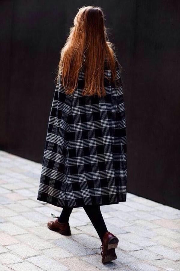 coat stripes grunge vintage