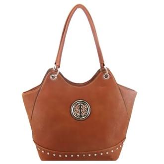 bag purse stud rhinestone shoulder accessories