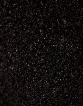 ASOS Petite | Abrigo estilo cárdigan con acabado esponjoso exclusivo de ASOS PETITE en ASOS