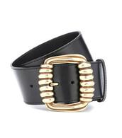 belt,leather,black