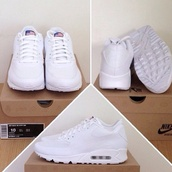 shoes,white,air max,nike air max 90 hyperfuse white usa,nike,nike air max 90 hyperfuse white