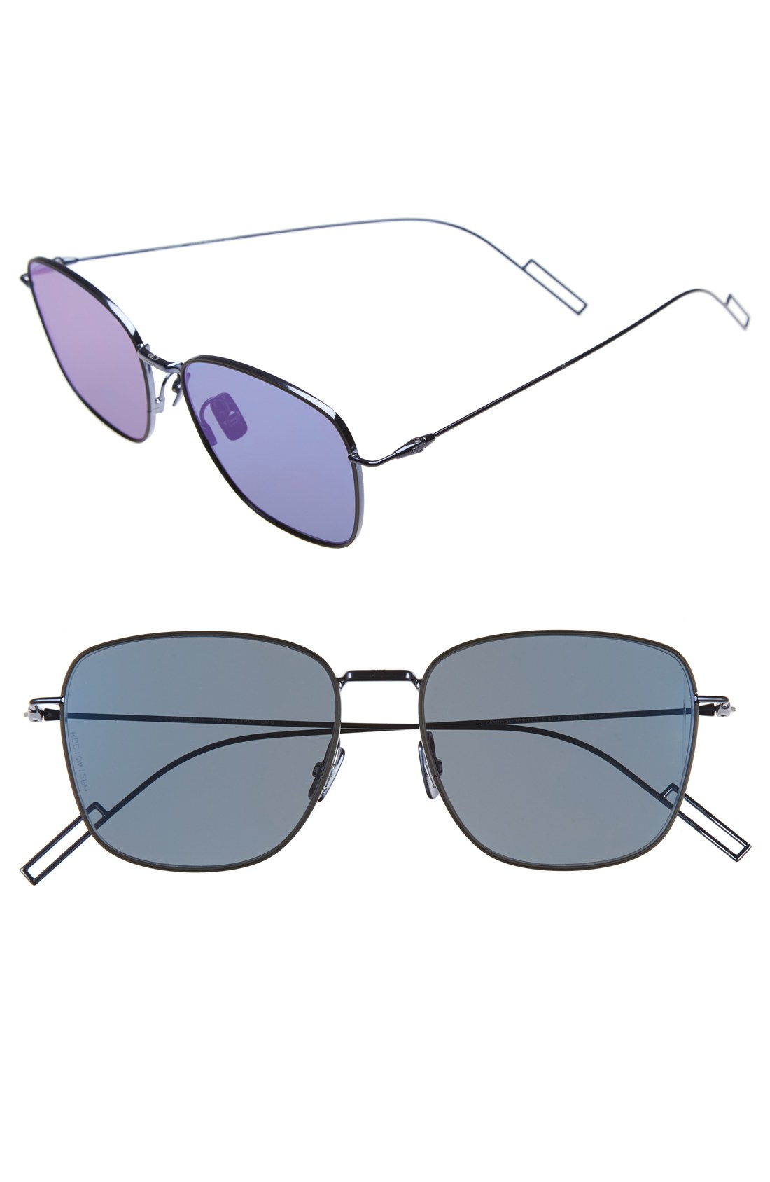 e4836cd224 Christian Dior  Composit 1.1S  54mm Metal Sunglasses
