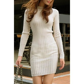 dress sweater dress bodycon dress rose wholesale
