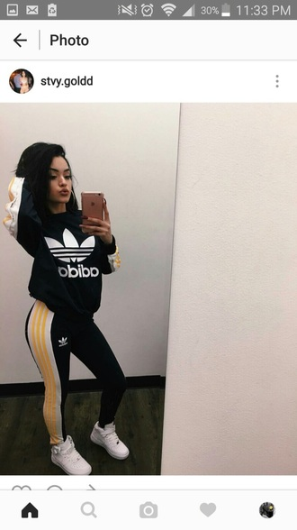 leggings adidas sweater adidas