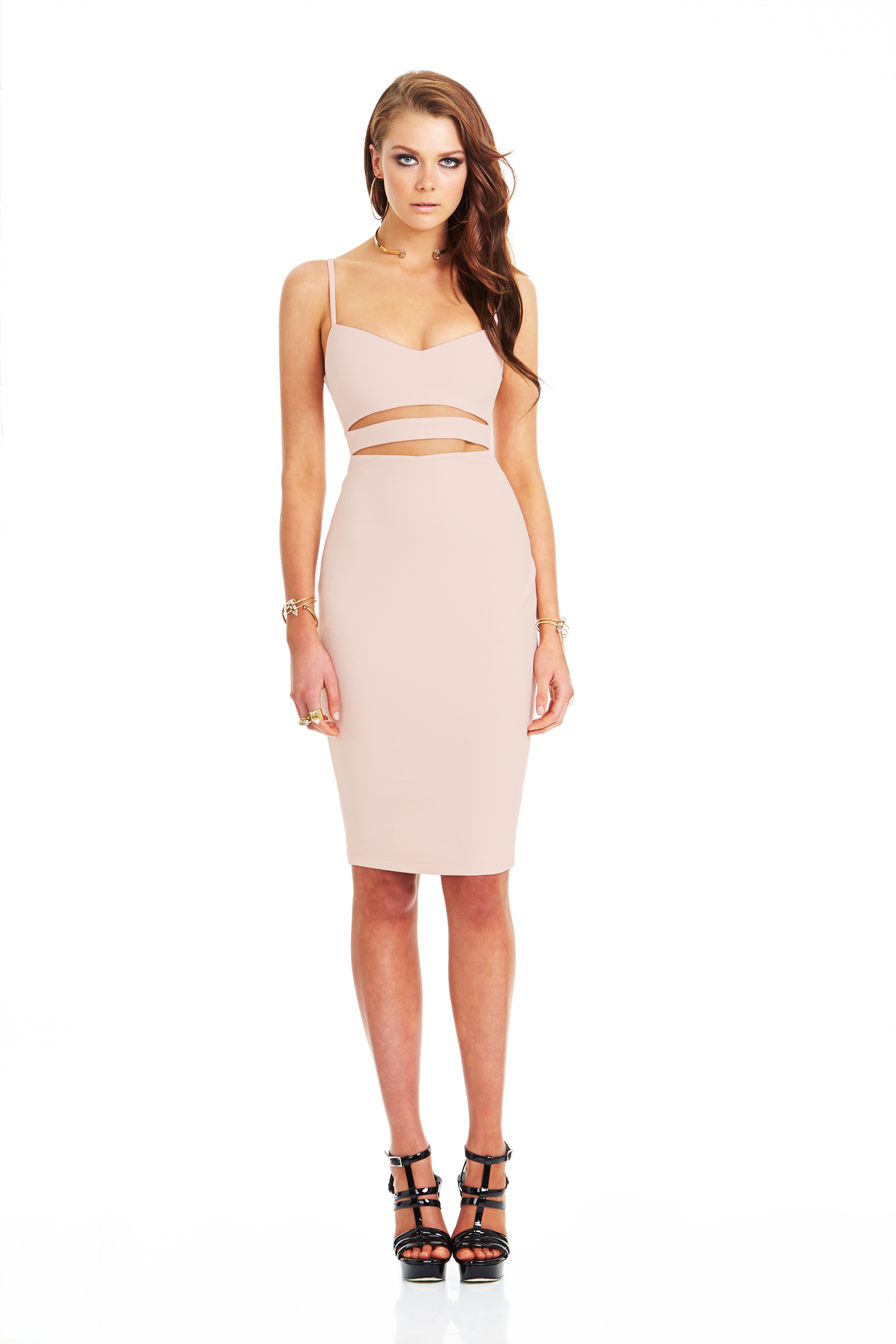 1bc6fc39062c New Nude Bridget Bustier Dress : Buy Designer Dresses Online at Nookie