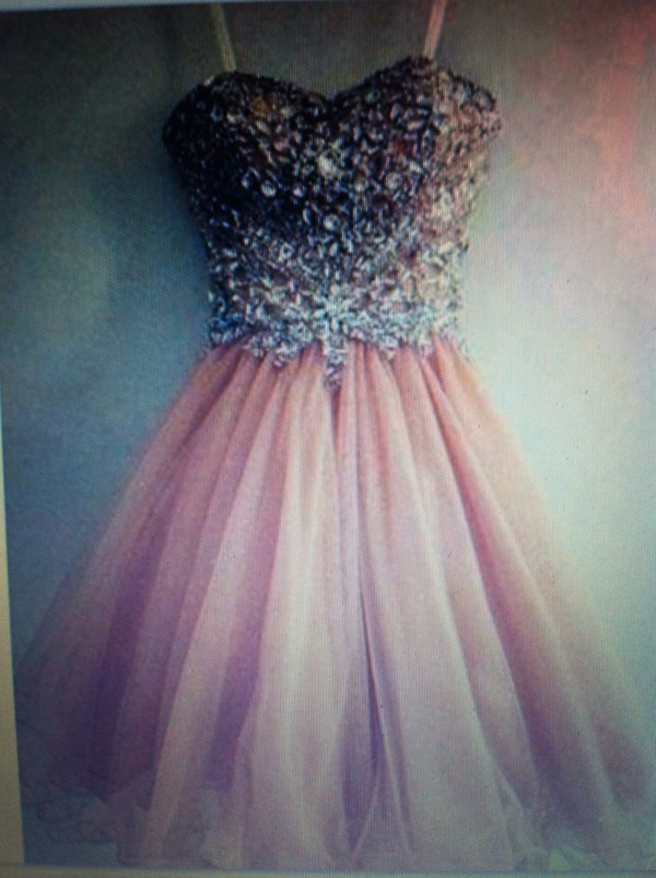 dress pink dress pink rose glitter glitter dress tulledress tulle we prom dress prom formal dress party homecoming homecoming dress