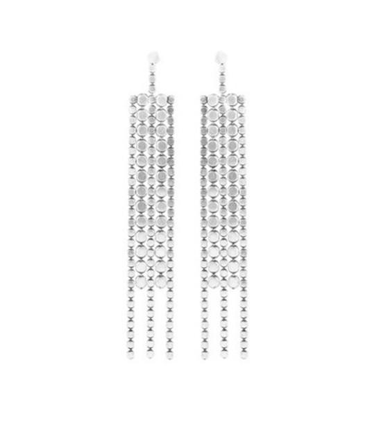 Isabel Marant earrings silver jewels