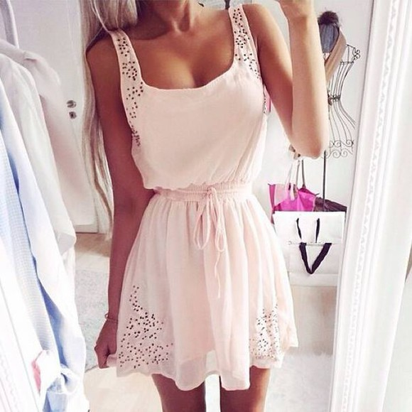 dress pastel girly summer outfits summer dress classy