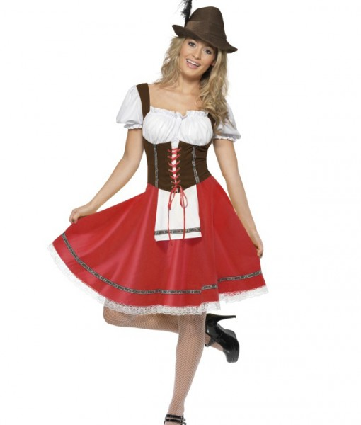 Ladies Oktoberfest Octoberfest German Bavarian Beer Festival Costume Fancy Dress | Amazing Shoes UK