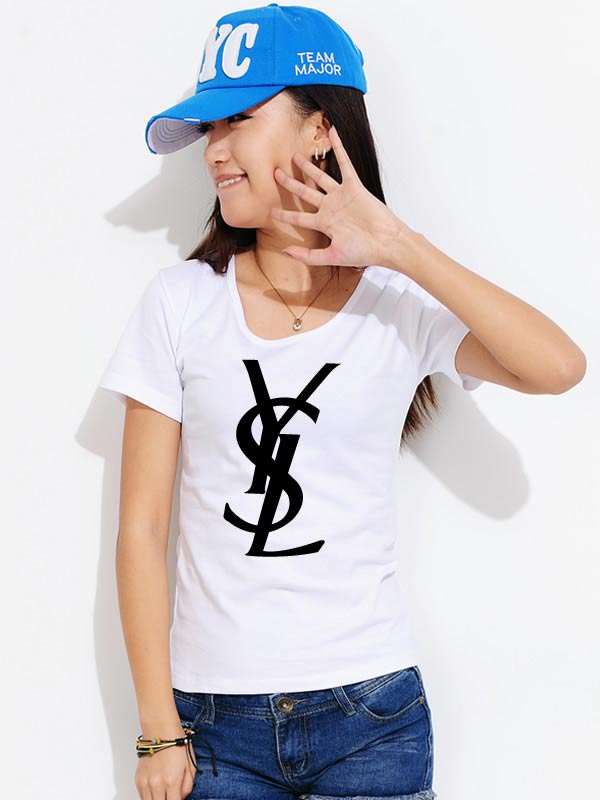 Free Shipping French brand candy colour cotton T shirt 2013 women velvet letter print T shirt women clothes all match Top Tee-in T-Shirts from Apparel & Accessories on Aliexpress.com