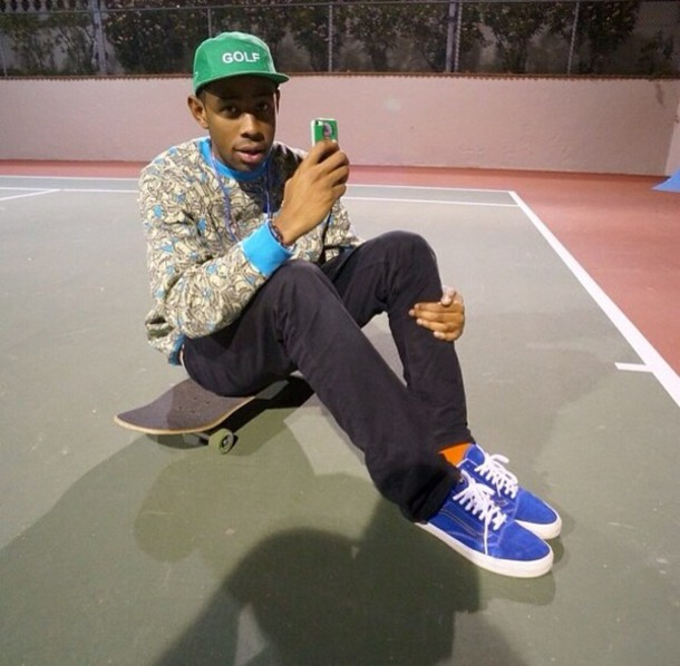 Pics Photos - Tyler The Creator Of Odd Future Wolf Gang Performing At ...