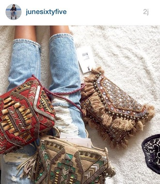 bag handbag ethnic hippie chic gypsy antik batik boho boho chic boho bag hippie bag gypsy bag