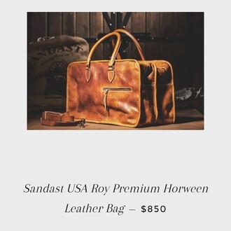 bag leather bag luxury