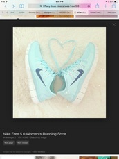 shoes,nike,nike free run,free run 5.0 +,nike free run 5.0+,tiffany blue nike shoes,tiffany blue,fitness,nike running shoes