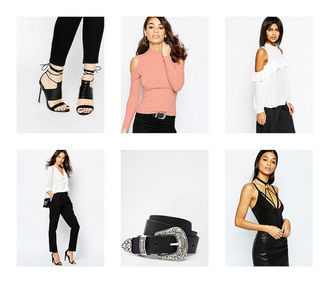 ilirida krasniqi blogger shoes shirt pants belt western belt