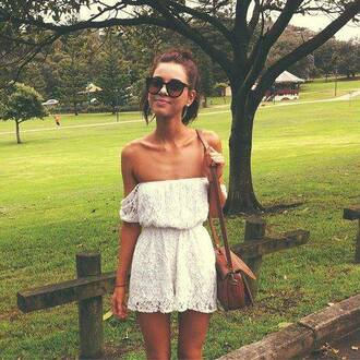 dress white dress hipster boho boho chic boho dress