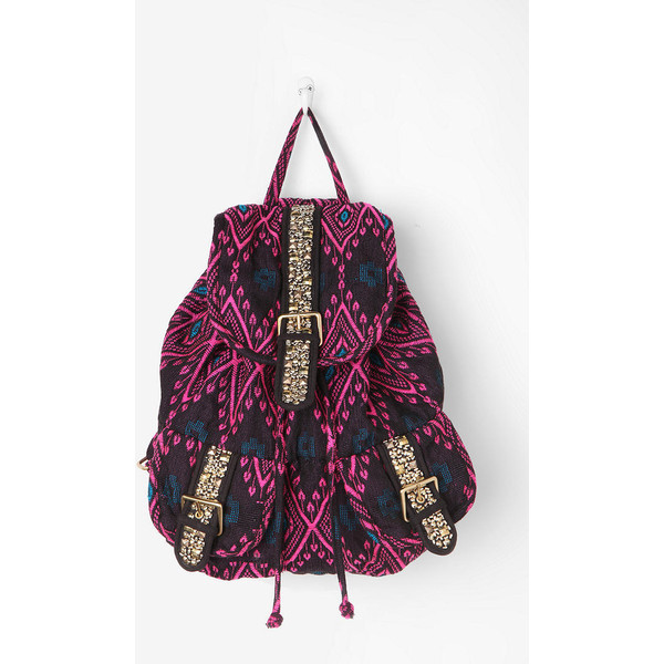 Ecote Treasure Cluster Backpack - Polyvore