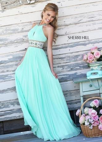 dress turquoise