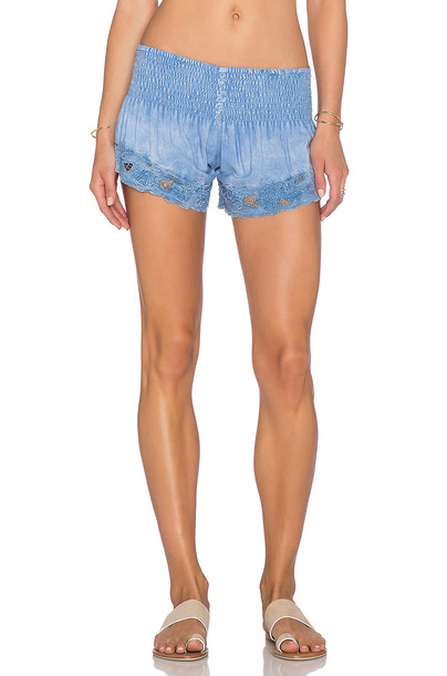 tiare hawaii shorts blue