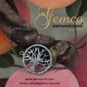 jewels,diamond jewelry,diamond bracelet,gemco,designer bracelet,diamonds,bracelets,gemco international,jewelry,fashion,silver