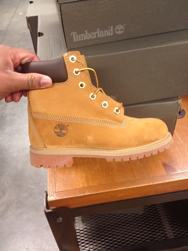 Timberlands Kids