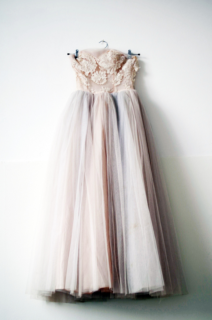 Say yes to the dress.
