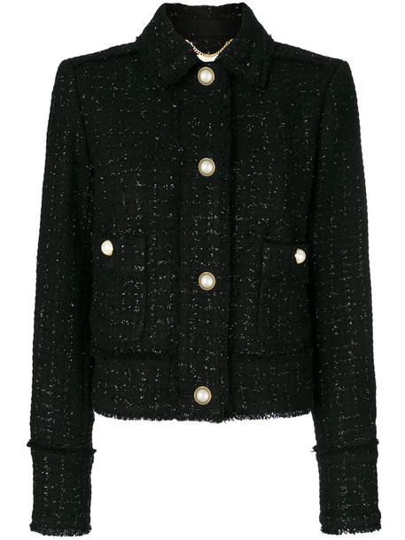 MICHAEL Michael Kors jacket women black wool