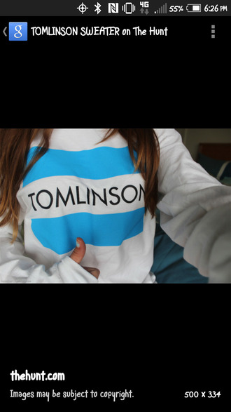 plus size sweaters one direction tomlinson
