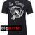 Obey No Mercy Death Card Womens T-shirt Men T-Shirt.