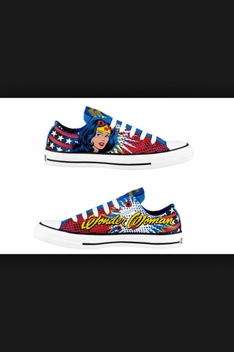 shoes wonder woman converse