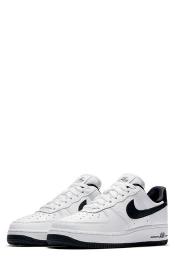 Nike Women's Nike Air Force 1 '07 Se Premium Sneaker, Size 9 M Black from NORDSTROM | ShapeShop